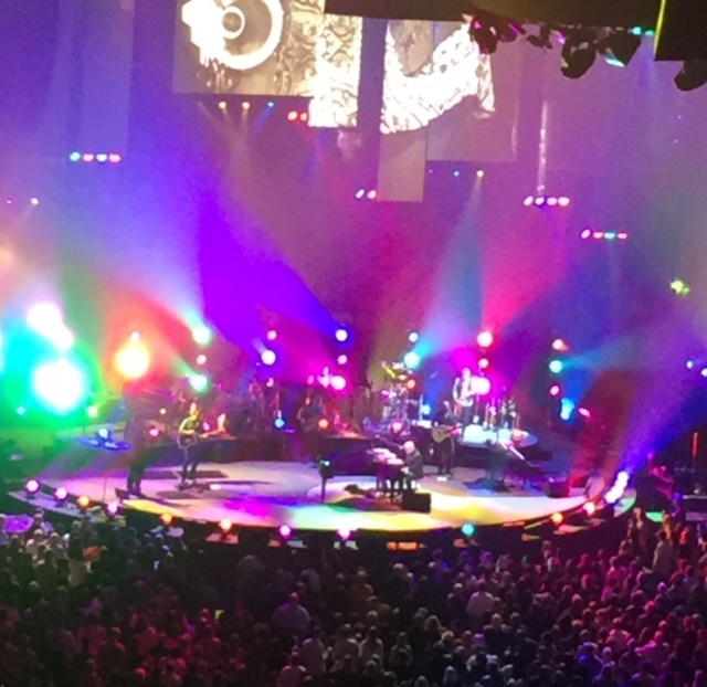 Billy Joel @ MSG / ArenaNetwork Night, Nov 2015