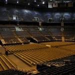 BMO Harris Bradley Center Full Concert Set up