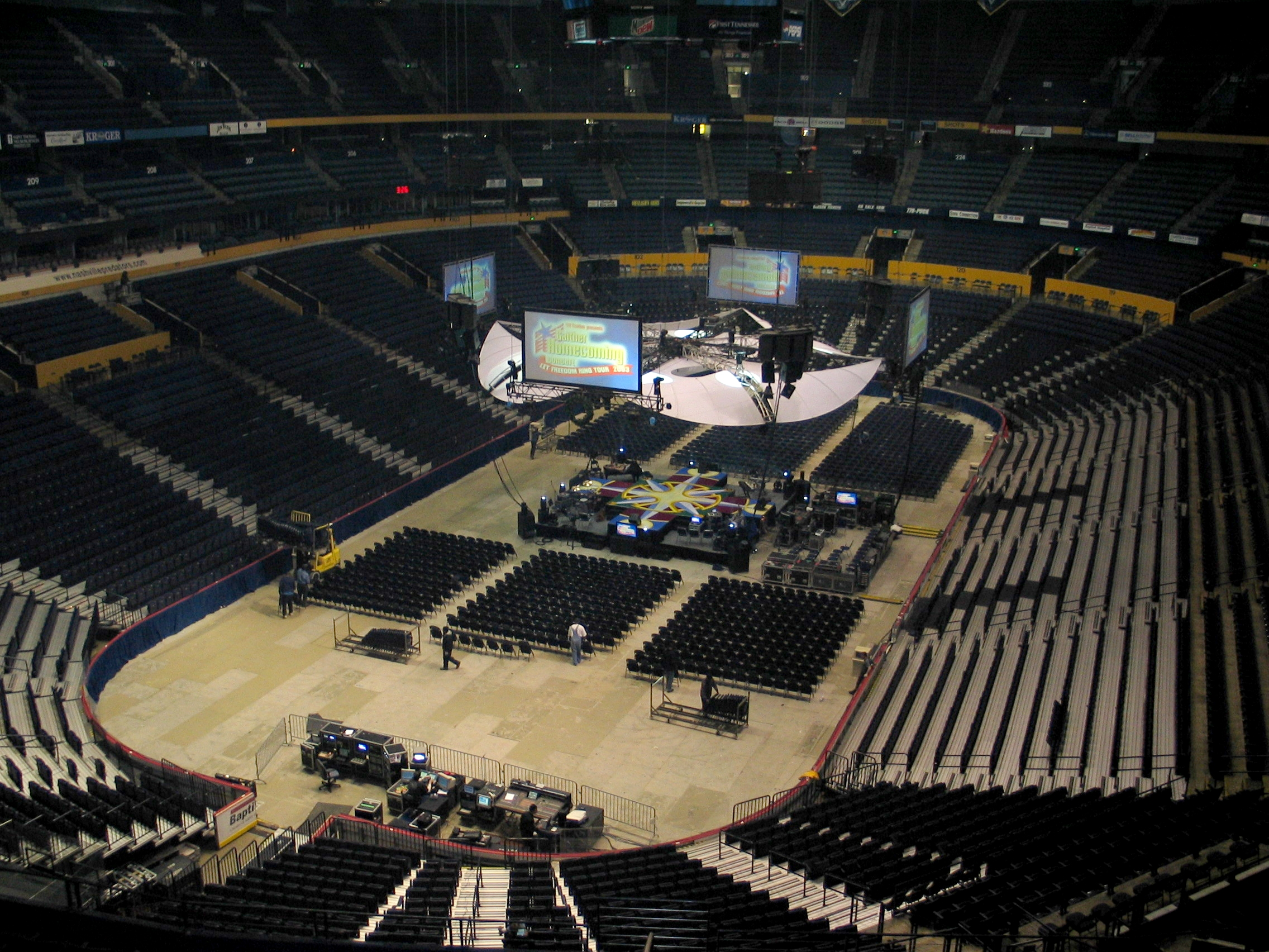 Bridgestone Arena Events and Concerts in Nashville ...