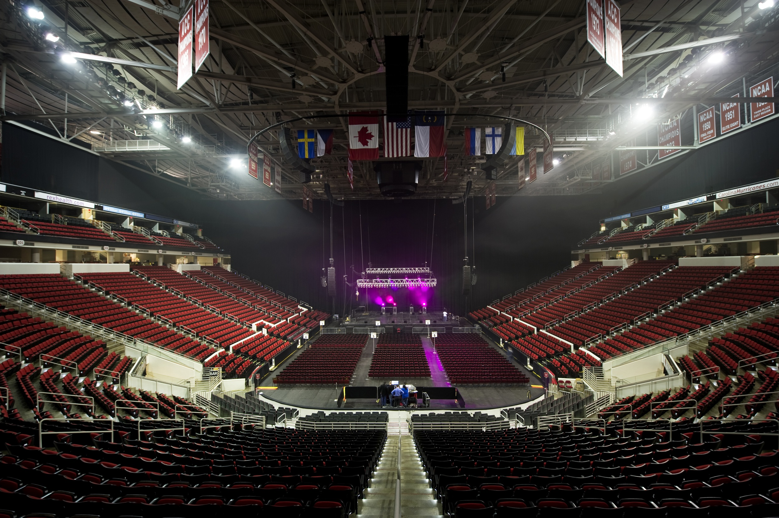 Pnc Arena Arenanetwork