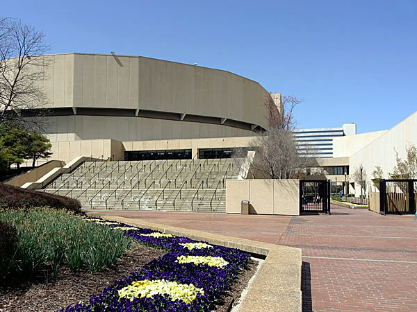 Legacy Arena at the BJCC – ArenaNetwork