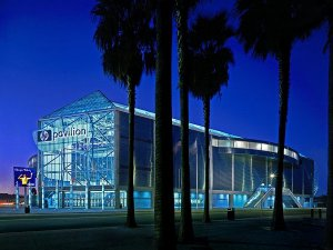 HP Pavilion at San Jose