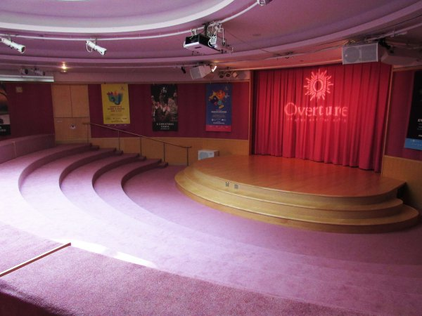 Rotunda Stage