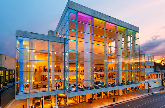 Overture Center For The Arts Arenanetwork