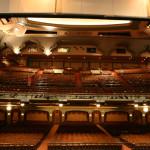 Capitol Hall - seats