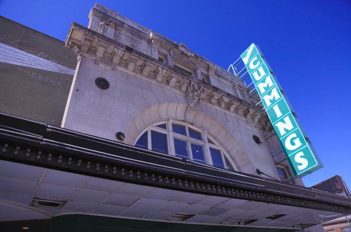 The Burton Cummings Theatre