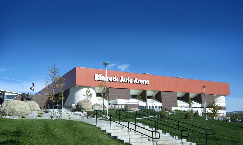 North State Auto >> Rimrock Auto Arena – ArenaNetwork