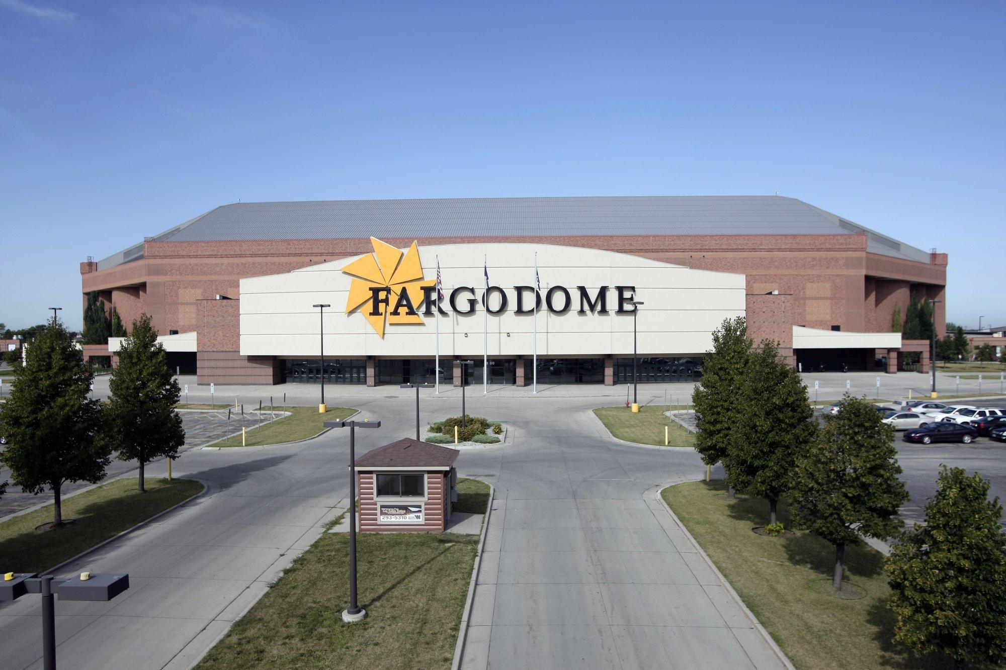 FARGODOME_Front