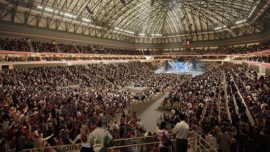 Dickies Arena – ArenaNetwork